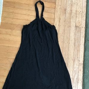 Cosabella Black Halter Dress Size M